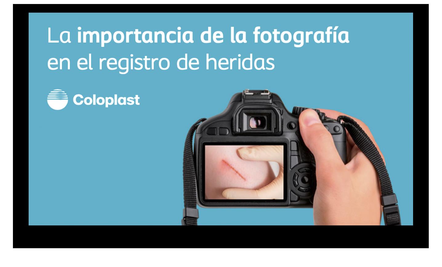 La importancia de la fotografia en el registro de heridas